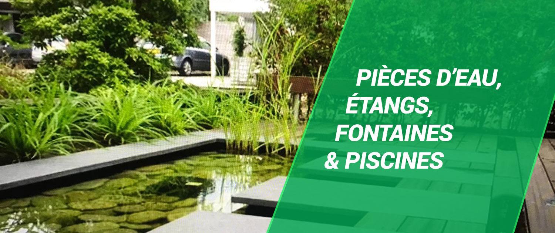 Bassin D Eau Exterieur pièces d'eau, étangs, fontaines & piscines   jardi